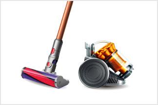 掃除機(dyson製品)