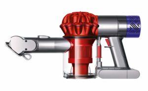 ダイソン 掃除機 ハンディクリーナー V6 Top Dog HH08MHPT